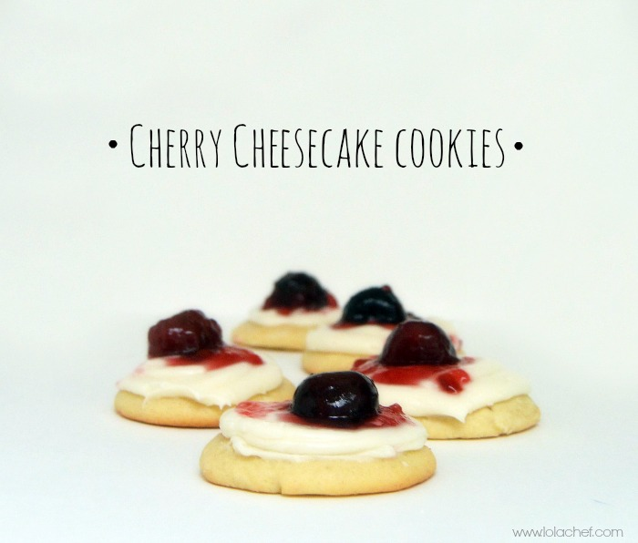 All the delicious flavor of cheesecake in a easy to eat cookie.