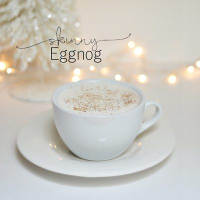 Skinny EggNog